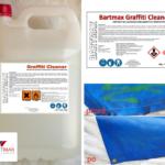 Bartmax graffiti cleaner – skutecznie usunie graffiti