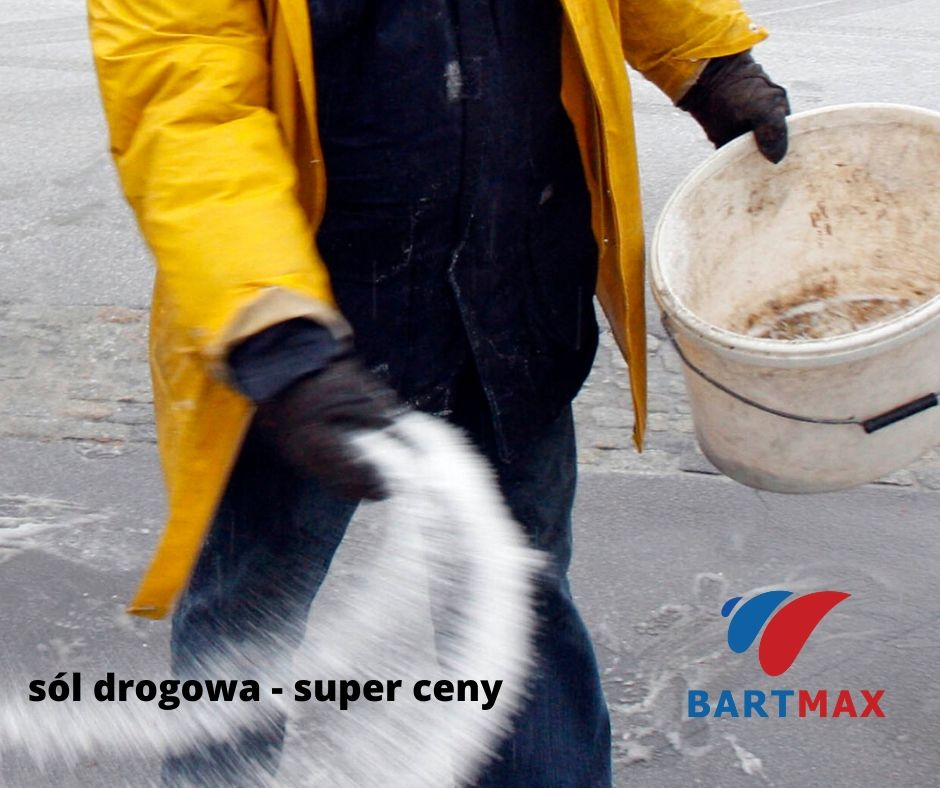 sól drogowa - super ceny