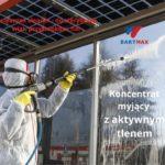 cleantex cleaner – do sterylizacji wiat, przystanków, hal …