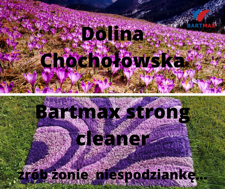 Bartmax strong cleaner - pomagamy romantykom ;)